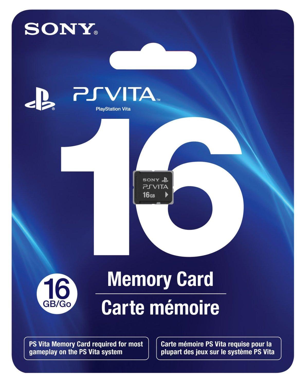 16GB PlayStation Vita Memory Card | Game Xpress Barbados