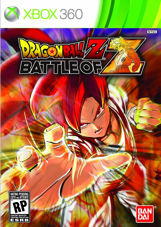 dragonball z game xbox 360